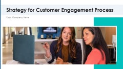 Strategy For Customer Engagement Process Core Ppt PowerPoint Presentation Complete Deck With Slides
