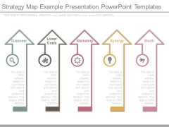Strategy Map Example Presentation Powerpoint Templates