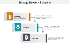 Strategy Network Solutions Ppt PowerPoint Presentation Styles Graphics Cpb