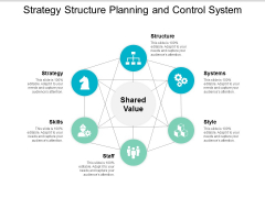 Strategy Structure Planning And Control System Ppt PowerPoint Presentation Ideas Influencers
