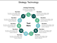 Strategy Technology Ppt PowerPoint Presentation Summary Maker Cpb