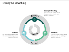 Strengths Coaching Ppt PowerPoint Presentation Inspiration Slideshow Cpb
