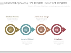 Structural Engineering Ppt Template Powerpoint Templates