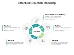 Structural Equation Modelling Ppt PowerPoint Presentation Inspiration Tips Cpb