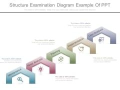 Structure Examination Diagram Example Of Ppt