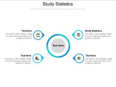 Study Statistics Ppt PowerPoint Presentation Designs Download Cpb Pdf