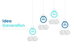 Subordinate Debt Pitch Deck For Fund Raising Idea Generation Ppt PowerPoint Presentation Infographics Background Designs PDF