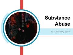 Substance Abuse Measuring Scale Individual Ppt PowerPoint Presentation Complete Deck