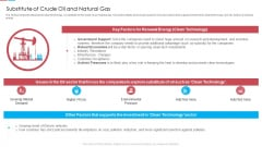 Substitute Of Crude Oil And Natural Gas Ppt Portfolio Outline PDF