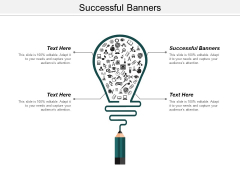 Successful Banners Ppt PowerPoint Presentation Infographic Template Rules