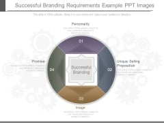 Successful Branding Requirements Example Ppt Images