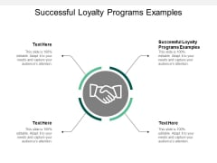 Successful Loyalty Programs Examples Ppt PowerPoint Presentation Ideas Show Cpb