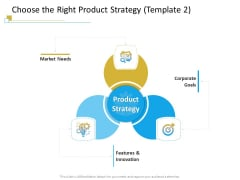 Successful Mobile Strategies For Business Choose The Right Product Strategy Corporate Elements PDF