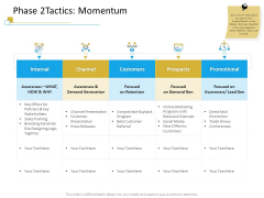 Successful Mobile Strategies For Business Phase 2 Tactics Momentum Professional PDF