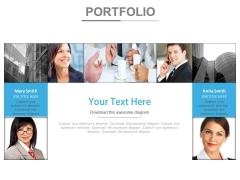 Successful Portfolio Management Plan Powerpoint Slides
