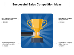 Successful Sales Competition Ideas Ppt PowerPoint Presentation Show Picture PDF