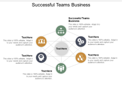 successful teams business ppt powerpoint presentation icon slideshow cpb