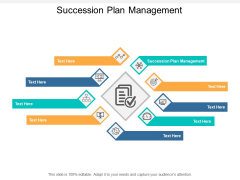 Succession Plan Management Ppt PowerPoint Presentation Professional Graphics Pictures Cpb