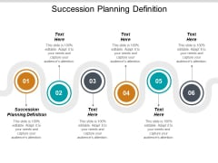 Succession Planning Definition Ppt PowerPoint Presentation Rules Cpb