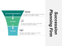 Succession Planning Firm Ppt Powerpoint Presentation File Vector Cpb