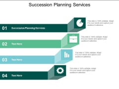Succession Planning Services Ppt PowerPoint Presentation Portfolio Microsoft Cpb
