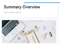 Summary Overview Marketing Plan Ppt PowerPoint Presentation Complete Deck