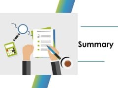 Summary Ppt PowerPoint Presentation Summary Visuals