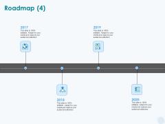 Sun Energy Dealing Roadmap Ppt Styles Templates PDF