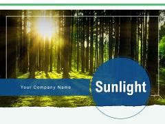 Sunlight Clouds Disappear Green Grass Ppt PowerPoint Presentation Complete Deck