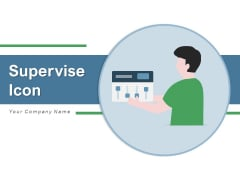 Supervise Icon Game Control Wireless Navigator Ppt PowerPoint Presentation Complete Deck