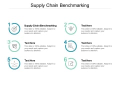 Supply Chain Benchmarking Ppt PowerPoint Presentation Inspiration Cpb