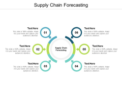 Supply Chain Forecasting Ppt PowerPoint Presentation Gallery Influencers Cpb