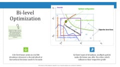 Supply Chain Management Operational Metrics Bi Level Optimization Ppt Summary Themes PDF