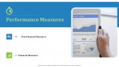 Supply Chain Management Operational Metrics Performance Measures Designs PDF