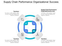 Supply Chain Performance Organizational Success Ppt PowerPoint Presentation Professional Microsoft Cpb