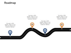 Supply Network Logistics Management Roadmap Ppt Model Example Introduction PDF