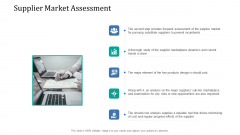 Supply Network Management Growth Supplier Market Assessment Ppt Inspiration Example Introduction PDF