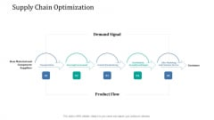 Supply Network Management Growth Supply Chain Optimization Customer Ppt Summary Slide Download PDF