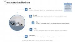 Supply Network Management Growth Transportation Medium Ppt Show Inspiration PDF