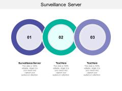 Surveillance Server Ppt PowerPoint Presentation Portfolio Templates Cpb