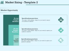 Survey Analysis Gain Marketing Insights Market Sizing Formats PDF
