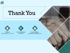 Survey Analysis Gain Marketing Insights Thank You Summary PDF