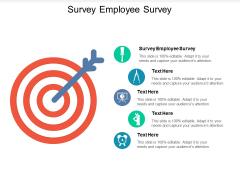 Survey Employee Survey Ppt PowerPoint Presentation Gallery Elements