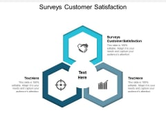 Surveys Customer Satisfaction Ppt Powerpoint Presentation Outline Graphics Template Cpb