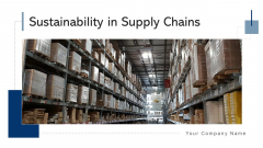 Sustainability In Supply Chains Business Capabilities Ppt PowerPoint Presentation Complete Deck With Slides