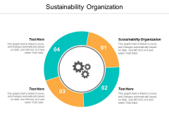 Sustainability Organization Ppt PowerPoint Presentation Slides Cpb