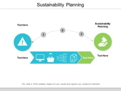 Sustainability Planning Ppt PowerPoint Presentation Portfolio Guidelines Cpb