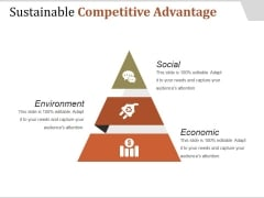 Sustainable Competitive Advantage Template 1 Ppt PowerPoint Presentation Samples