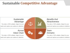 Sustainable Competitive Advantage Template 2 Ppt PowerPoint Presentation Layout