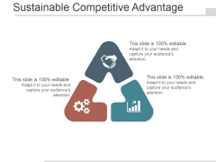 Sustainable Competitive Advantage Template 3 Ppt PowerPoint Presentation Layout